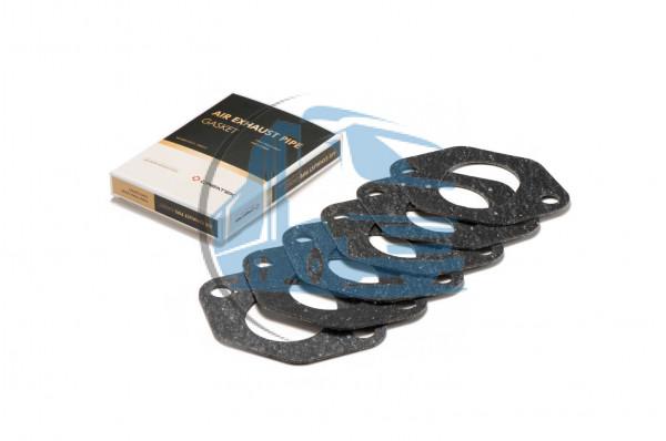 прокладка выпускного коллектора качество Createk HOWO VG1560110111