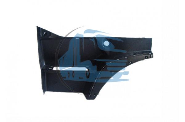 крыло A7 левое (с подножкой) HOWO A7 WG1664230007