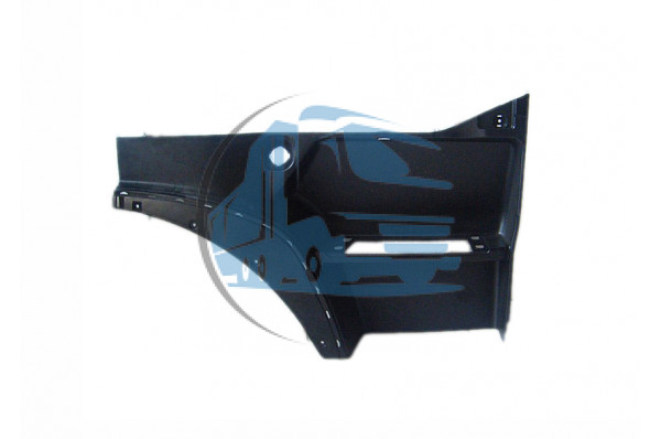 крыло A7 правое (с подножкой) HOWO A7 WG1664230006