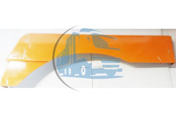 крыло F3000 левое (верхнее) оранжевое SHAANXI DZ13241230411