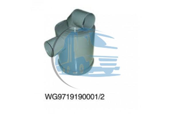 корпус воздушного фильтра 3046 HOWO WG9719190001