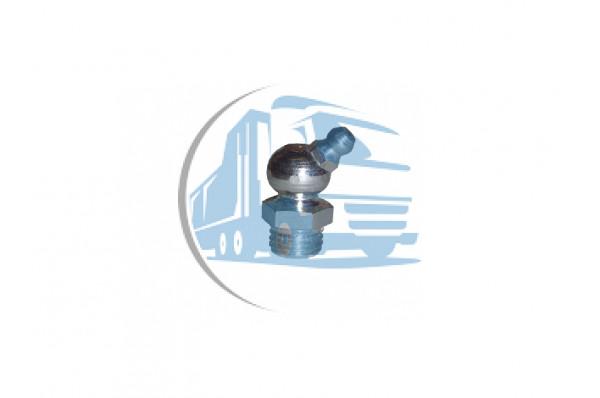 масленка M10 угол 45° SHAANXI 90003963114(M10x45°)
