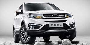 Продажи легковых и малых коммерческих автомобилей китайских брендов выросли на 19%